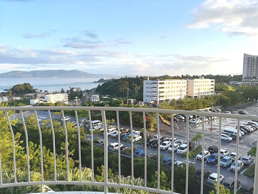 沖縄かりゆしリゾートホテルオーシャンスパ