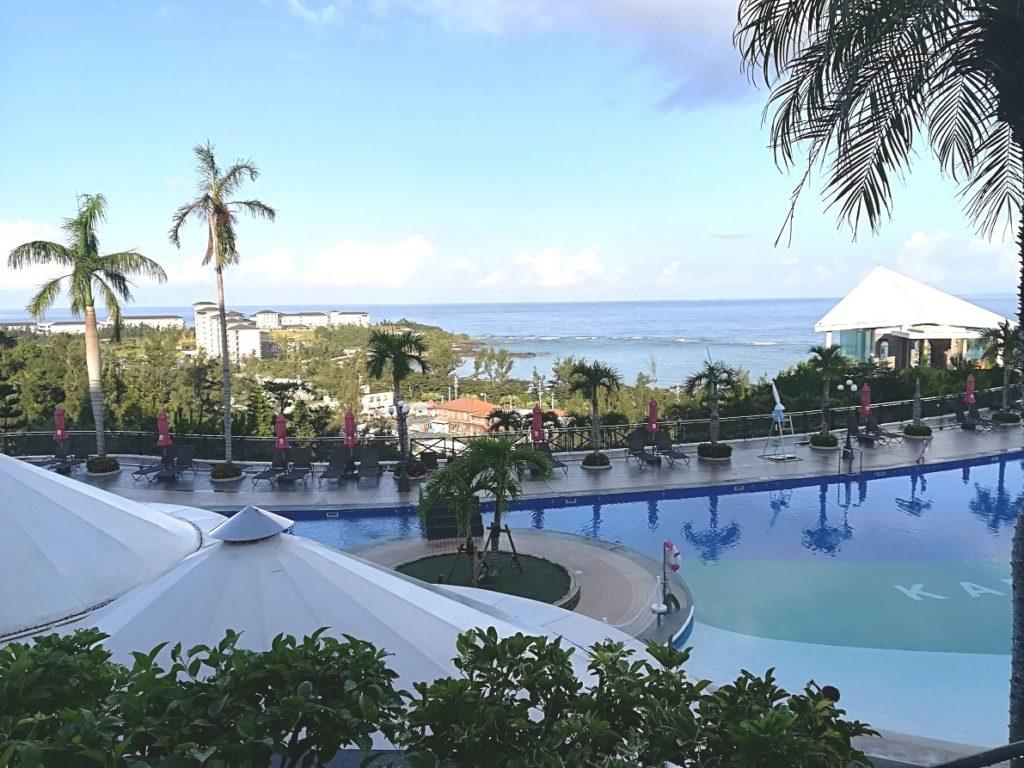 沖縄かりゆしリゾートアーバンホテル