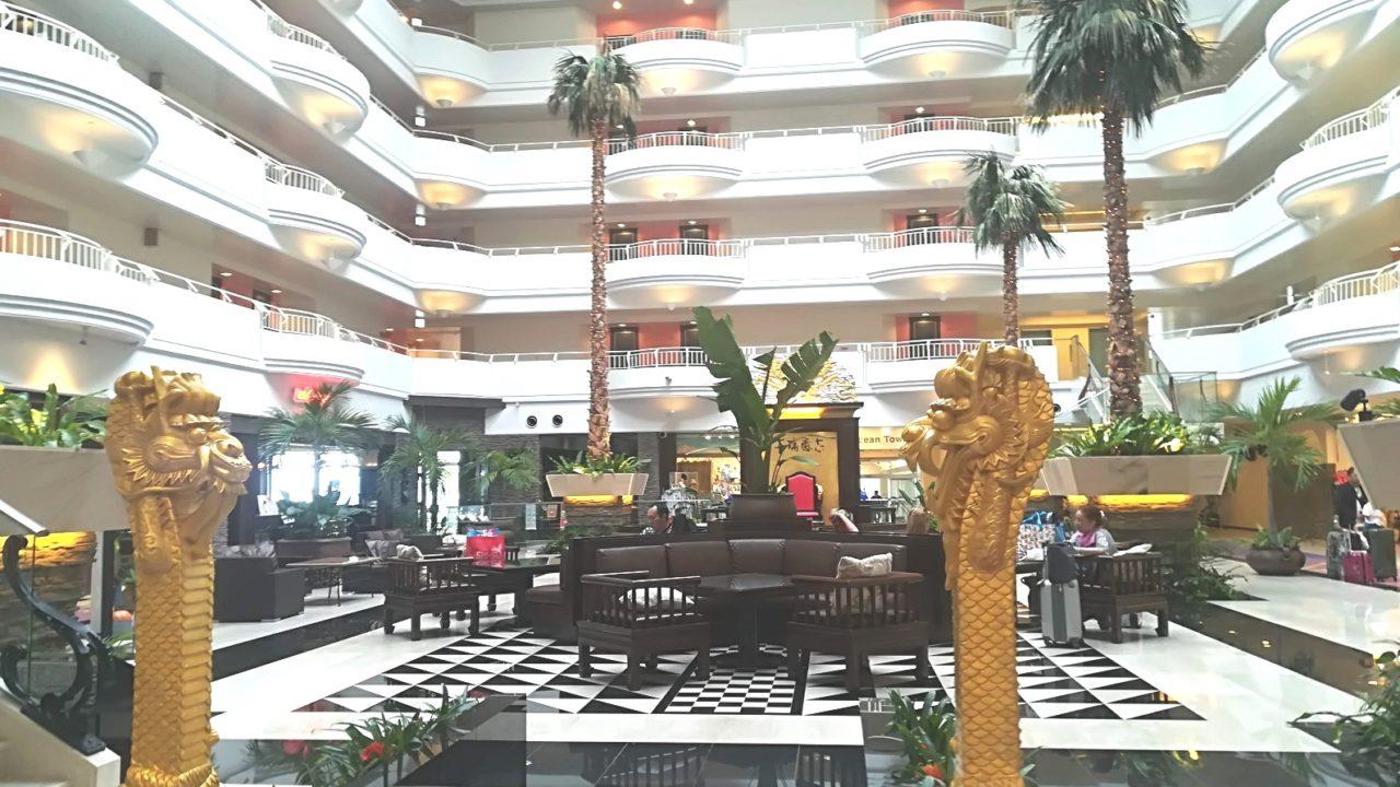 かりゆしリゾートアーバンホテル恩納村
