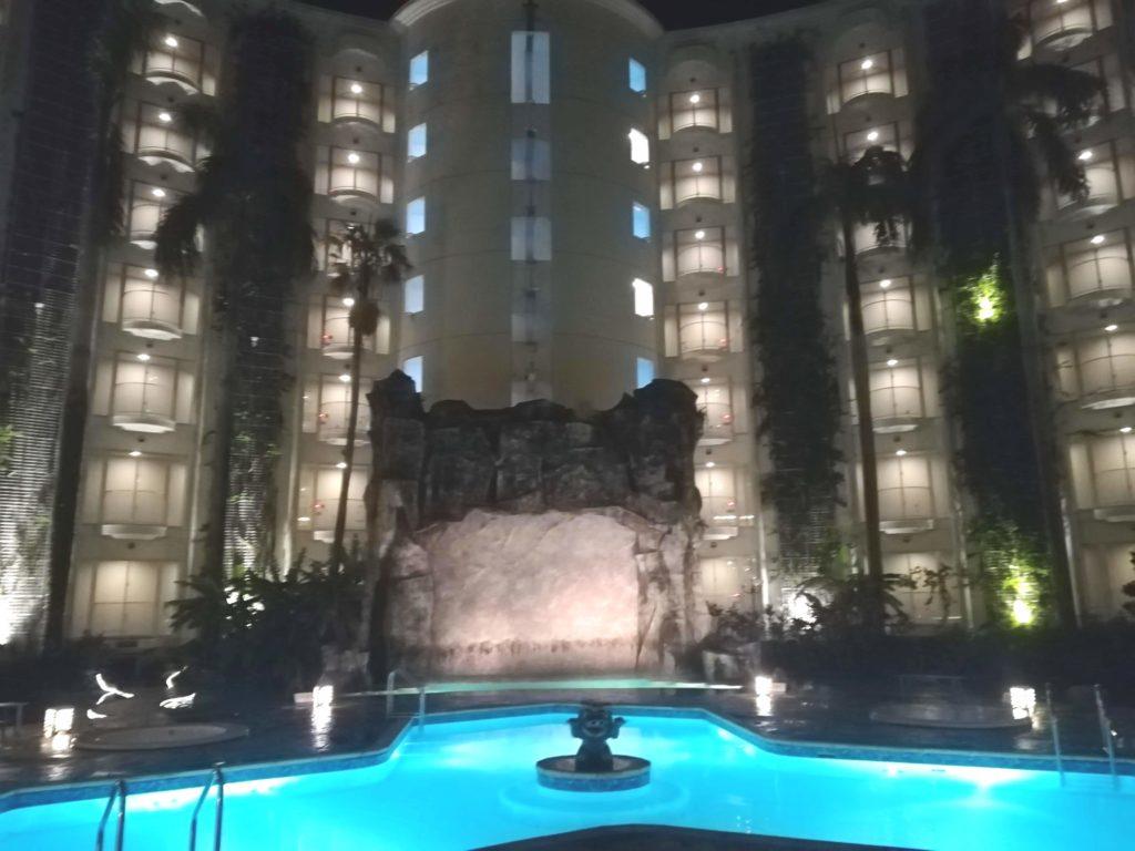 沖縄かりゆしリゾートホテル